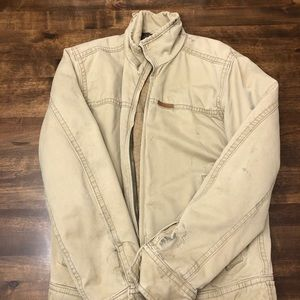 Distressed Abercrombie Jacket